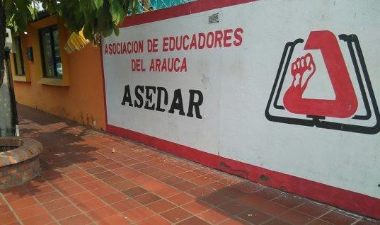 Nueve y 10 de mayo jornada nacional de protesta de FECODE. Padres de familia y alumnos de los siete Municipios de Arauca van a participar.