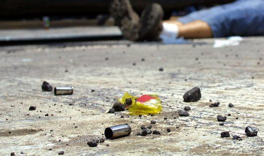 Dos muertes violentas se registraron en el Departamento, durante el fin de semana