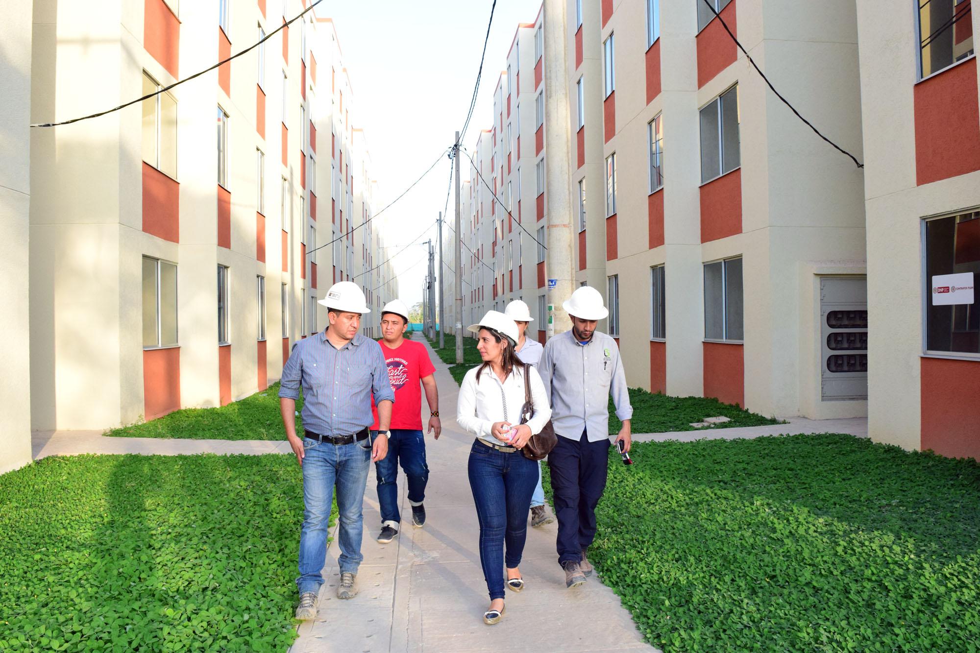 Más de 60 apartamentos de Playitas han sido entregados, pero no ocupados