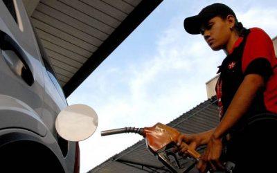 Cae la venta de gasolina en estaciones de servicio en Arauca