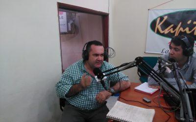 """""""No soy cuota de Pedro Orjuela"""", dijo Carlos Hernández, electo presidente de los Liberales"""