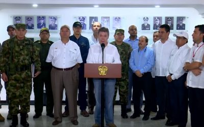 Santos incrementa ofensiva contra el ELN. Ofreció recompensa superior a los 2.000 millones de pesos