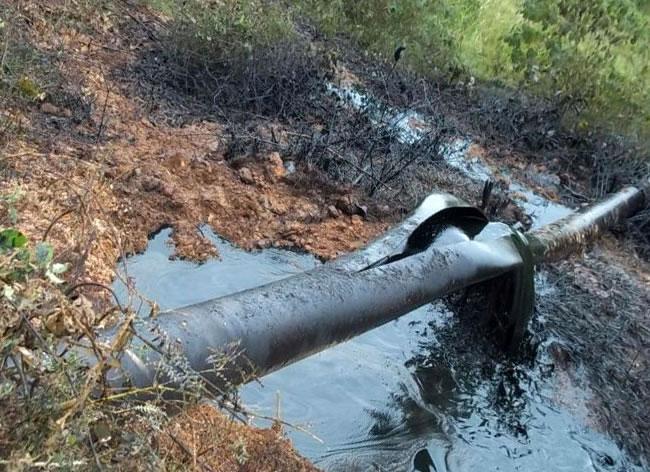 Nuevo ataque al oleoducto Caño Limón-Coveñas en Saravena