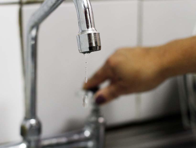 El viernes sin agua el municipio de Arauca
