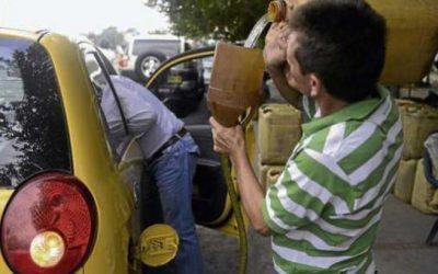Araucanos a comprar combustibles en estaciones de servicio