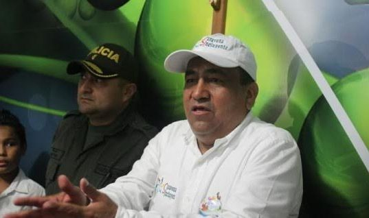Alcalde de Saravena insiste en la necesidad de seguir el proceso de paz  con el Eln