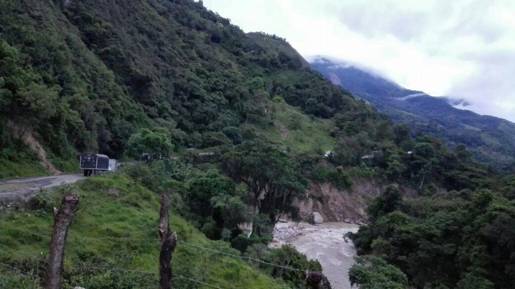 Sigue restringido tráfico vehicular por carretera de La Soberanía