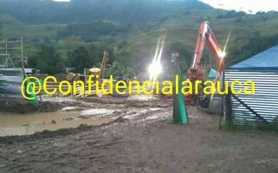 Comunidad Uwa suspende arreglo de Oleoducto Caño Limón Coveñas
