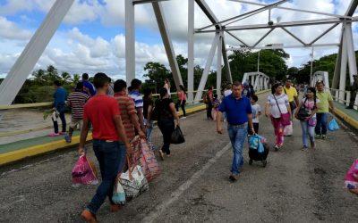 Se acabaron los pasos humanitarios entre Venezuela y Colombia