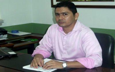 José Luis Sayago, definido por el Gobernador como nuevo director del hospital San Vicente