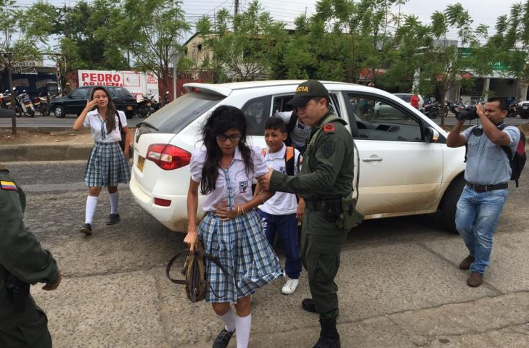 Nueva demanda por intoxicados de niños en Arauca