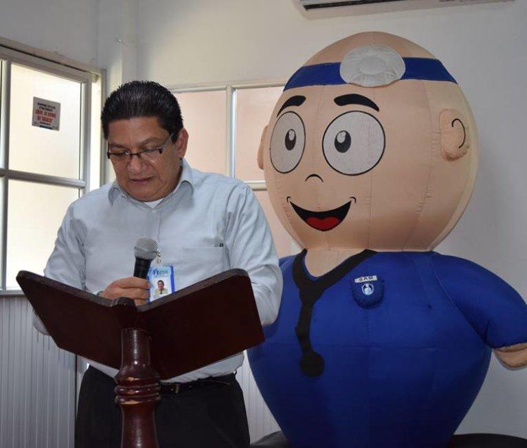 """""""Urge construcción de la UCI para el hospital del Sarare, remisiones a otros Departamentos se deben evitar"""", dijo Gerente."""