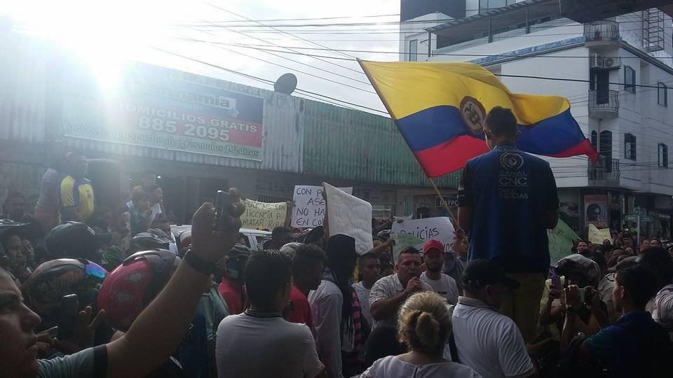 Comunidad exige a las autoridades agilidad en investigación por muerte de  Bladimir