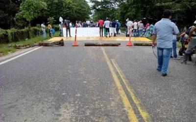 En alerta Tame ante posible enfrentamiento entre indígenas de Caño Mico y habitantes del sector