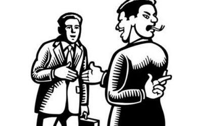 A población víctima la vienen estafando con Derechos de Petición