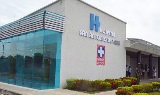 Médicos del hospital de Tame entrarían a paro por demora en el pago de  salarios
