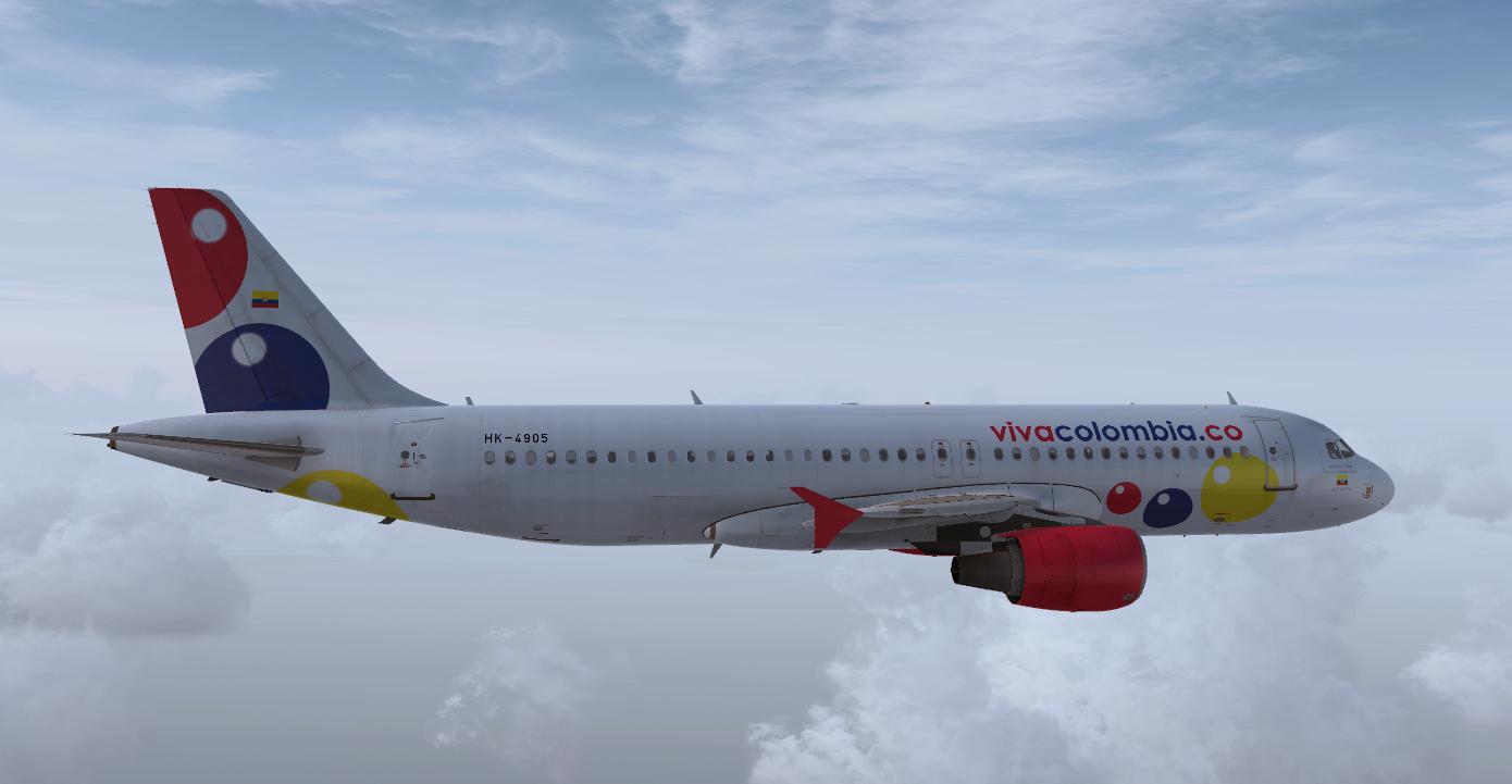 Confirmada la llegada de la aerolínea Viva Colombia a Arauca