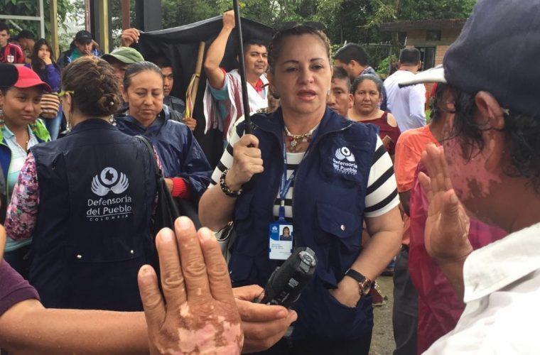 Renunció la Defensora del Pueblo de Arauca
