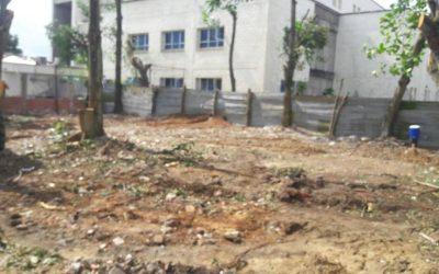 Comité pro defensa del hospital San Vicente inicio construcción de  parqueadero