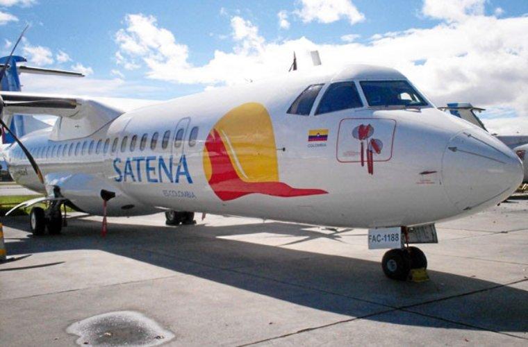 Es posible viajar a bajos costos en SATENA. Solo hasta mañana pasaje se  consigue a 155 mil pesos. Podrá usarse en junio.