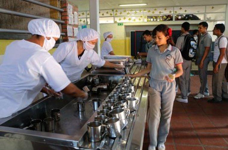 La Alcaldía de Arauca también se quedó sin el servicio de alimentación escolar