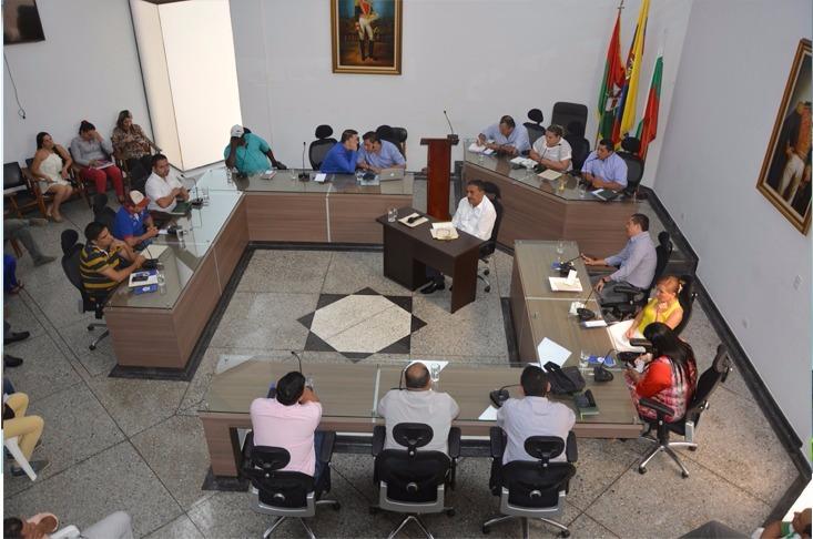 Fernando Corce fue elegido presidente del Concejo para el 2017