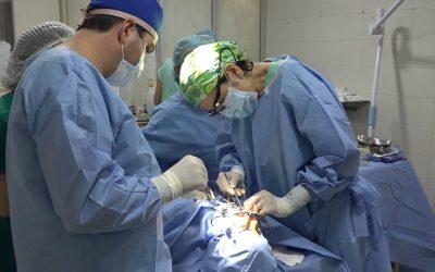 Un nuevo aire respira el hospital San Vicente de Arauca