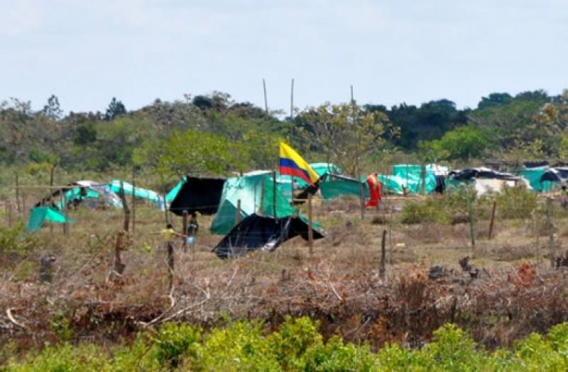 Gobernación adelanta desalojos para recuperar predios. Está en Tame y pasará a Arauca. En el 2016 ha hecho siete.