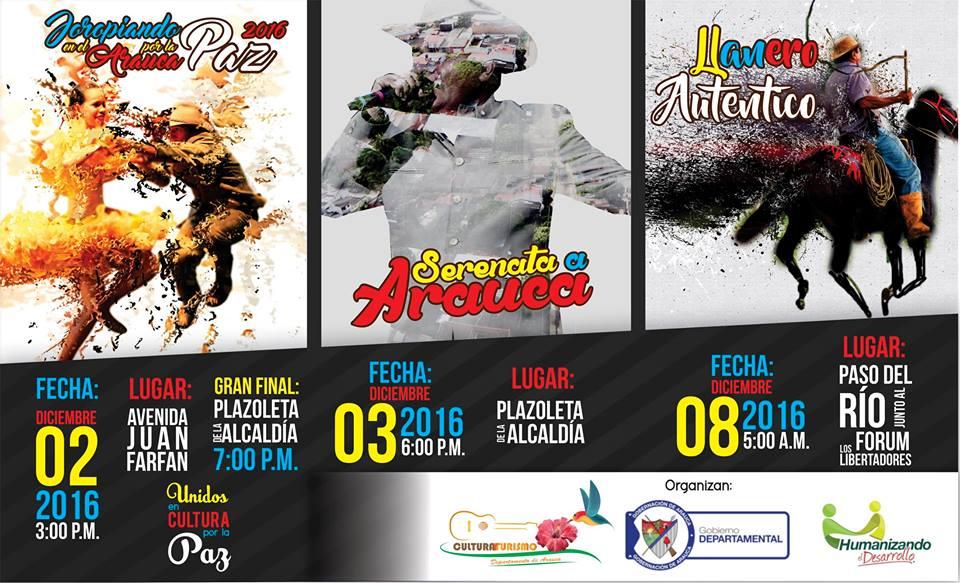 Gobernación ya tiene listas actividades en el marco de las fiestas patronales de Arauca