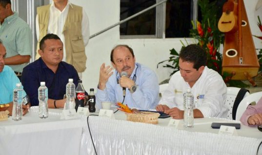 SOS lanzo Alcalde de Cravo Norte al gobierno nacional y departamental