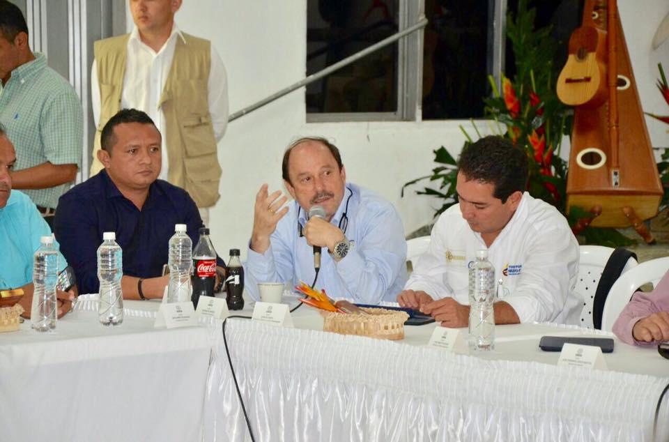 SOS lanzo Alcalde de Cravo Norte al gobierno nacional y departamental - Kapital Stereo (Comunicado de prensa) (blog)