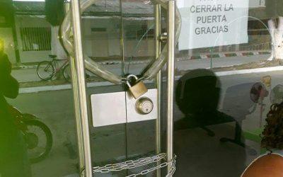 Cerradas instalaciones de la EPS Comparta en Saravena