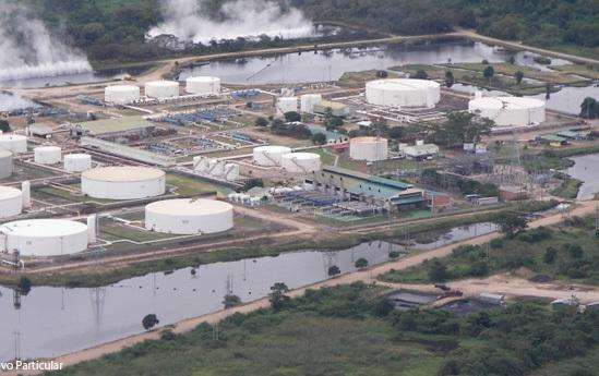 """""""Las comunidades y autoridades de Arauca hemos venido siendo burladas por las petroleras"""", dijo el Gobernador."""