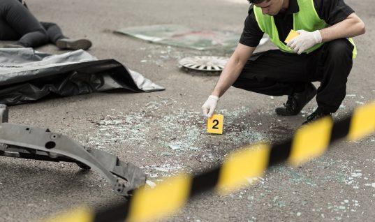 Una persona muerta deja choque entre una moto y un campero en la vía Fortul-La Esmeralda