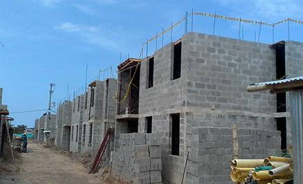 El 31 de diciembre se deberán entregar las 240 casas del proyecto de vivienda Laureles 1 en la ciudad de Arauca