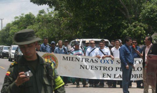 En cese de actividades entraran trabajadores de la industria petrolera en Arauca