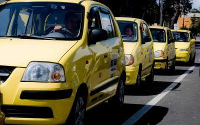 Taxistas en Arauca dicen estar reventados