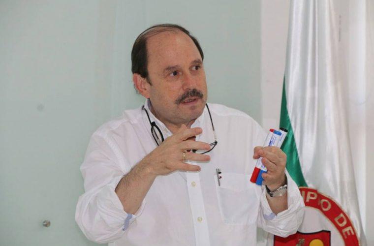 Gobernador, dijo que los únicos gringos que visitan Arauca son los que  trabajan en la Occidental. Reprochó que se estigmatice la región.