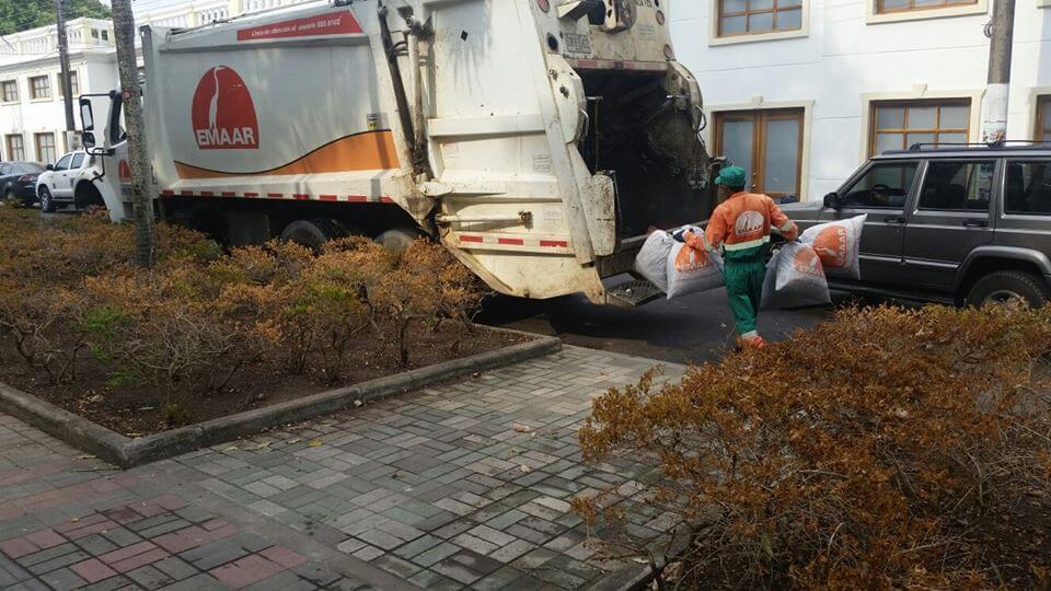 Recolección de basuras en Arauca se hará de día