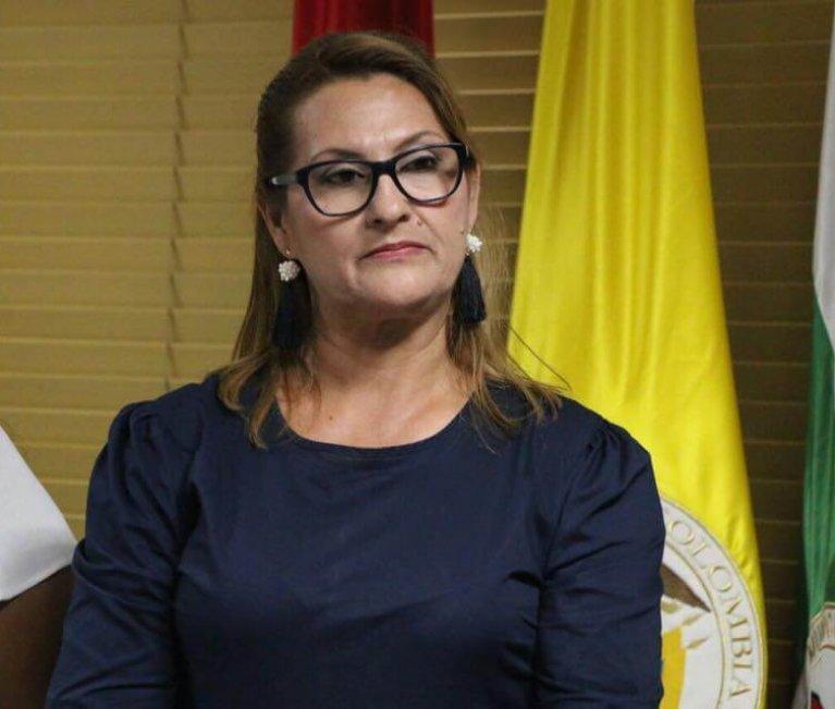 Se posesionó la nueva secretaria de educación departamental