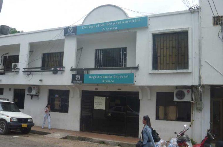 Jornada masiva de expedición de registros civiles dirigida venezolanos adelantará la Registraduria en Arauca.