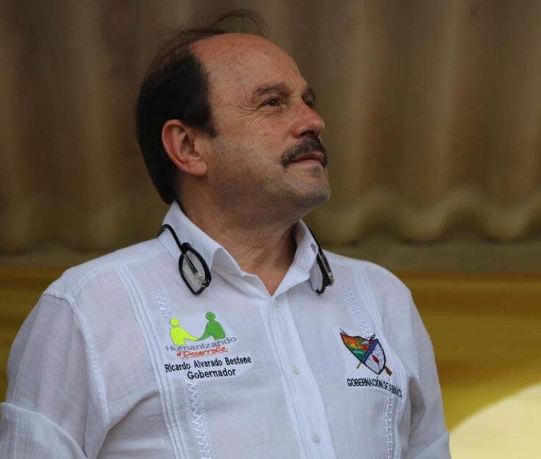 En el proceso con el ELN no han dejado participar a las regiones, dice el Gobernador