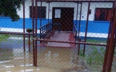 Por inundaciones van a reubicar estudiantes de la Reinera en Arauquita