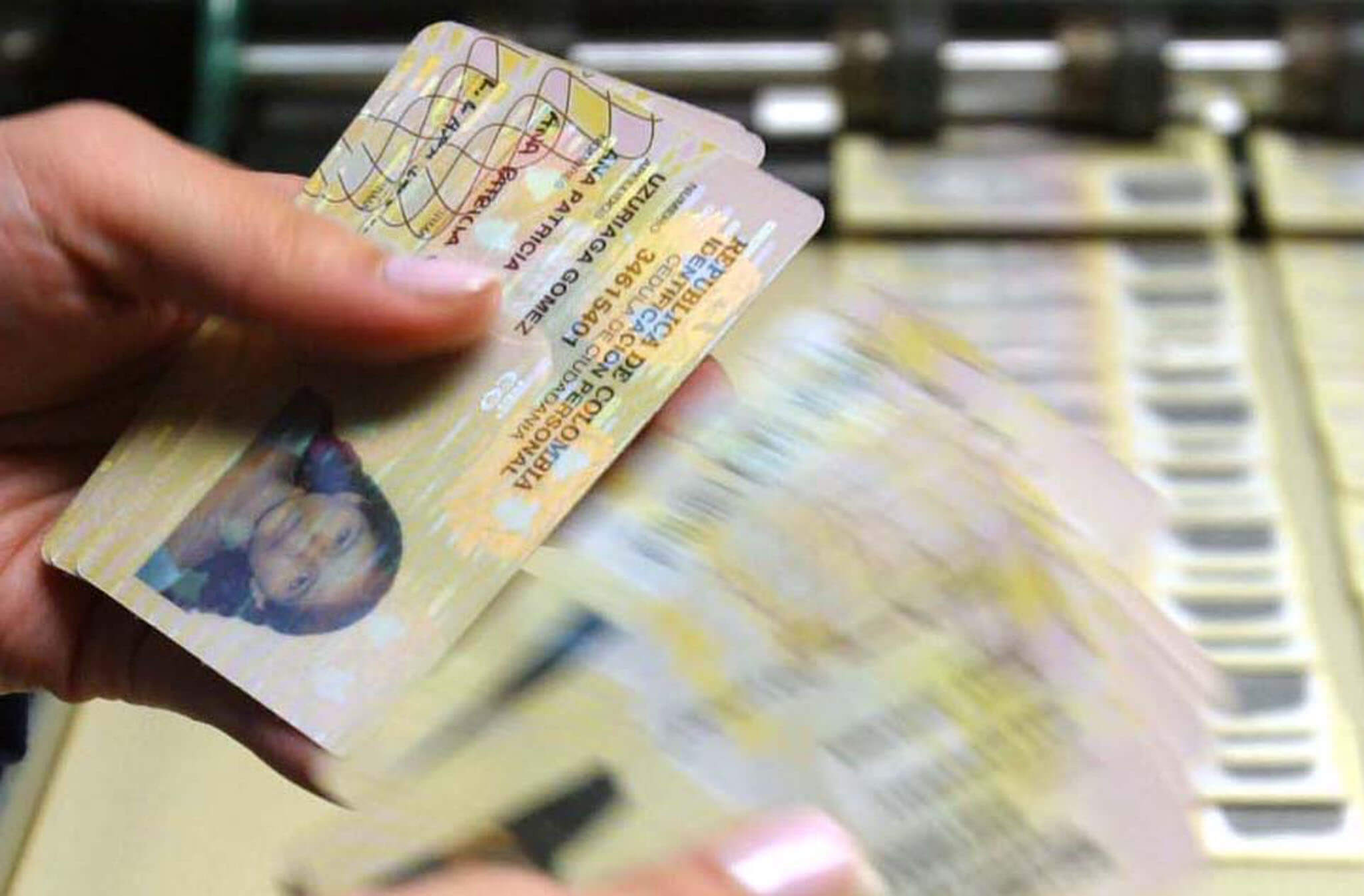Hay 7.594 documentos de identidad sin reclamar en las distintas sedes de  la Registraduria. Dueños podrían ser sancionados.