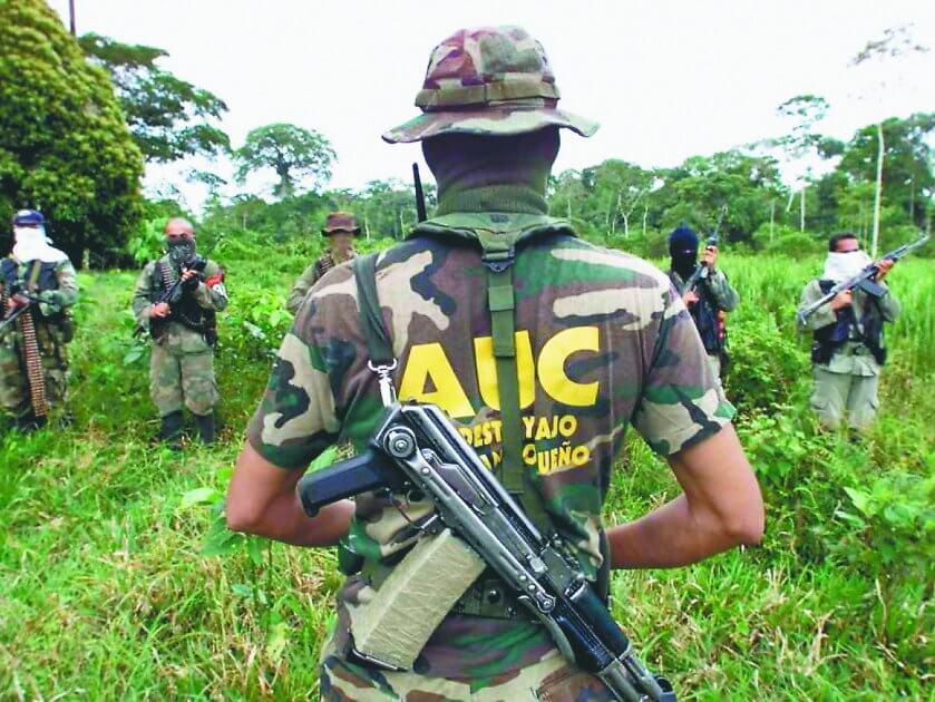Se anuncia indemnización para 670 de las 1.155 víctimas del bloque paramilitar Vencedores de Arauca