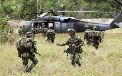 Ejército salvó la vida de menor prematuro que nació en Arauquita. Lo  trasladó vía aérea con su tía a la ciudad de Arauca.