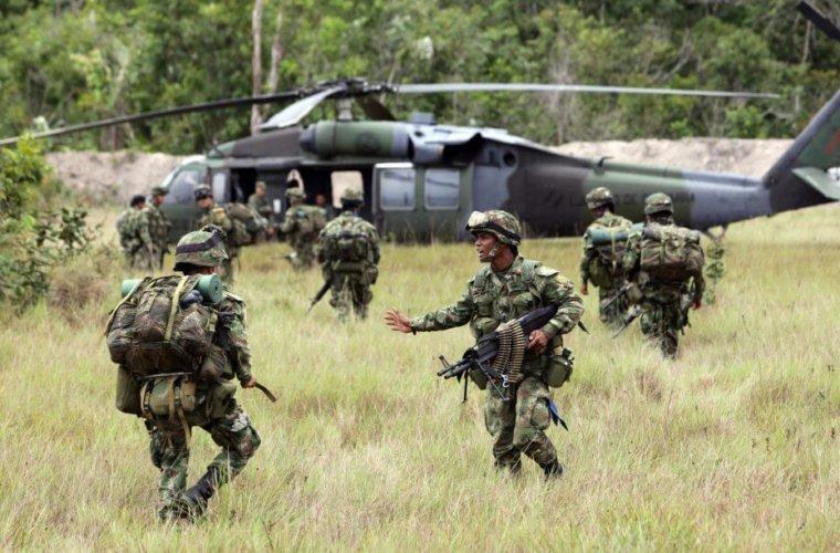 Un soldado muerto y tres heridos en ataque del Eln en Arauca