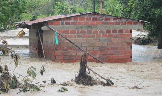 Saravena declara alerta roja por ola invernal