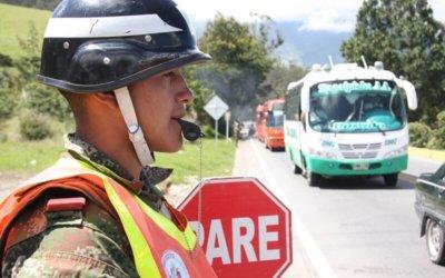 Ejército Nacional habilitó ejes viales en el departamento de Arauca