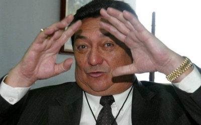 Recobra su libertad el ex gobernador Julio Acosta
